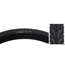 TIRES PAN TOUR 700x25 WIRE BK/BK