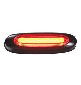 QUASAR RED STRIP LED REAR USB BLACK