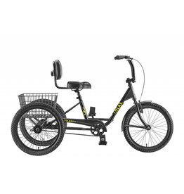 TRIKE SUN ATLAS TRANSIT SD BKW/BLACK BASKET