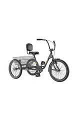 Sun Atlas Transit Trike Bk With Bk Basket