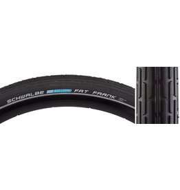TIRES SCHWALBE FAT FRANK K-GUARD 700x50 (28x2.0) BK/BSK/REF WIRE