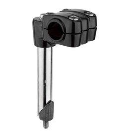 STEM MX BK-OPS DBL 5-1/2 CROMO 21.1mm BK