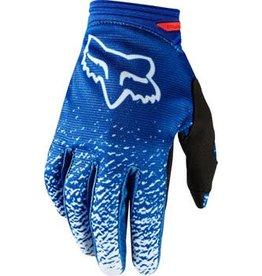 Fox Racing Dirtpaw Women's Full Finger Glove: Blue XL