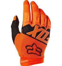 Fox Racing Dirtpaw Men's Full Finger Glove: Orange XL