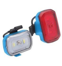 Blackburn, Click USB, Light Set, Blue