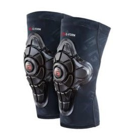 G-Form, Pro-X, Knee Guard, Youth, Black, LXL