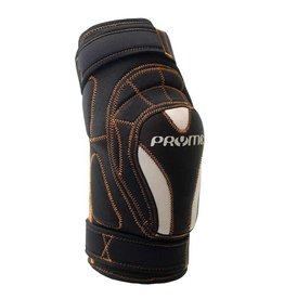 PRYME Pryme, DLX Slim Hard Knee Pad S/M Bk/Gy