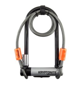 Kryptonite LOCK KRY U KRYPTOLOK STD 4x9 w/4fCBL&BRKT (H)