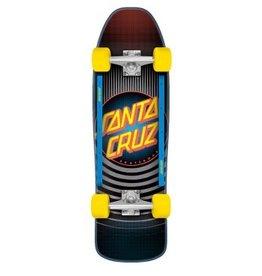 Style Dot 9.35in x 31.7in Santa Cruz Cruiser Skateboard