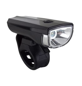 LIGHT SUNLT FT ZIPPY 1-LED 60 LUMEN BK