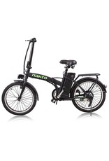 "NAKTO Foldable Electric Bicycle 20""FASHION (black)"