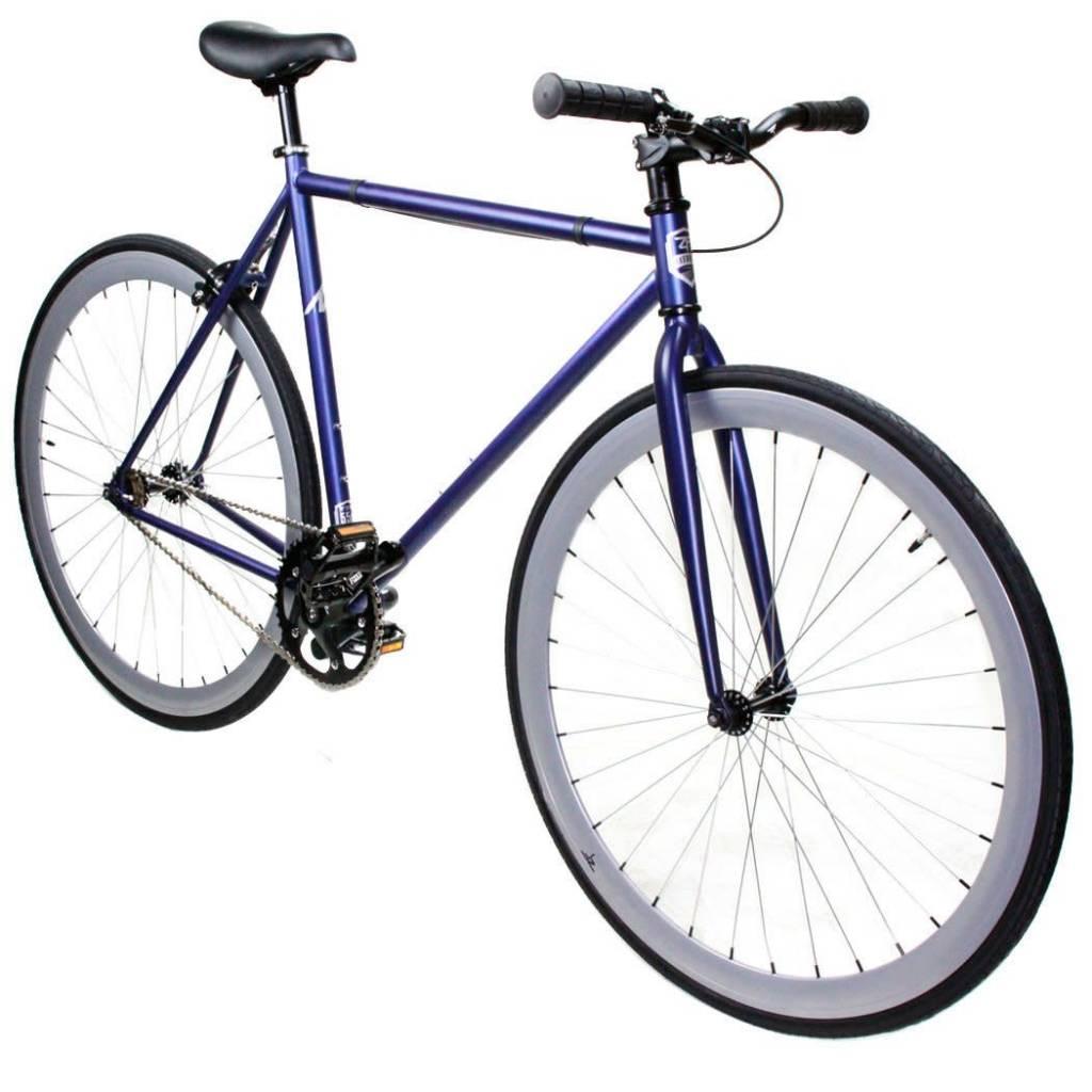 Fixed Navy 59cm - San Diego Bike Shop