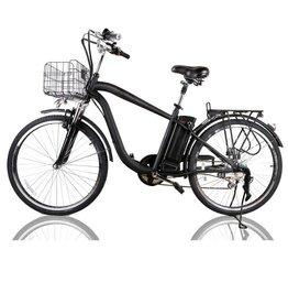"NAKTO CITY ELECTRIC BICYCLE MEN 26"" SPARK"