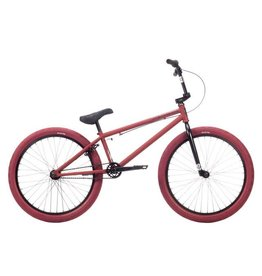 "Stolen 2019 Saint XLT 24"" BMX Bike Velvet Red"