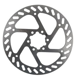 SUNLITE BRAKE PART SUNLT DISC ROTOR 160mm 6b w/BOLTS