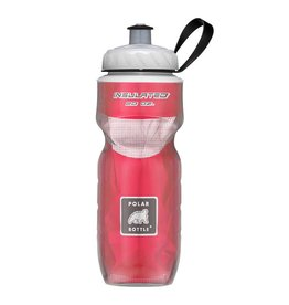 BOTTLE POLAR 20oz INSULATED RED