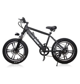 """NAKTO FAT TIRE ELECTRIC BICYCLE 20"""" DISCOVERY"""
