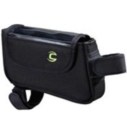 Frame Bag Slice Top Tube Bag Black