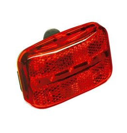 STOP SIGN RED - REAR LIGHT