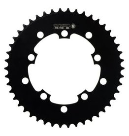 CHAINRING 10H OR8 46T 110/130 BLK 1/8