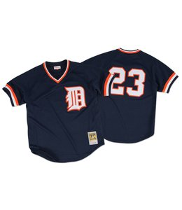 MITCHELL&NESS KIRK GIBSON 1984 BP JERSEY DETROIT TIGERS