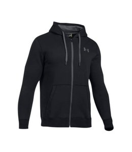 UNDER ARMOUR Under Armour Rival Fitted Full Zip Hoodie - Men's