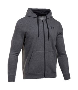 UNDER ARMOUR UNDER ARMOUR Under Armour Rival Fitted Hoodie - Men's