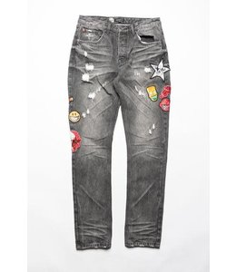 STAPLE Ron English Patch Denim