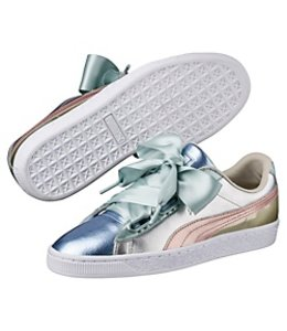 PUMA BASKET HEAT BAUBLE WOMENS