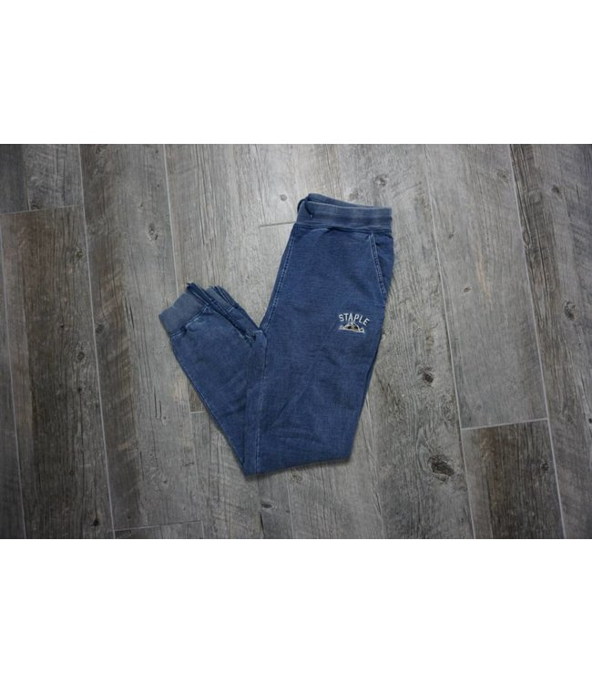 OUTDOOR INDIGO SWEATPANT