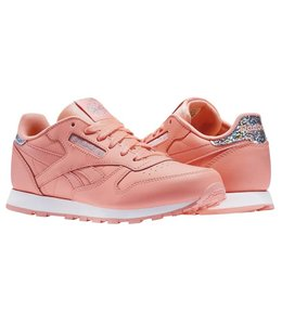REEBOK CLASSIC LEATHER PASTEL - GRADE SCHOOL