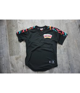 MITCHELL&NESS Winning Team Mesh V-Neck SPURS