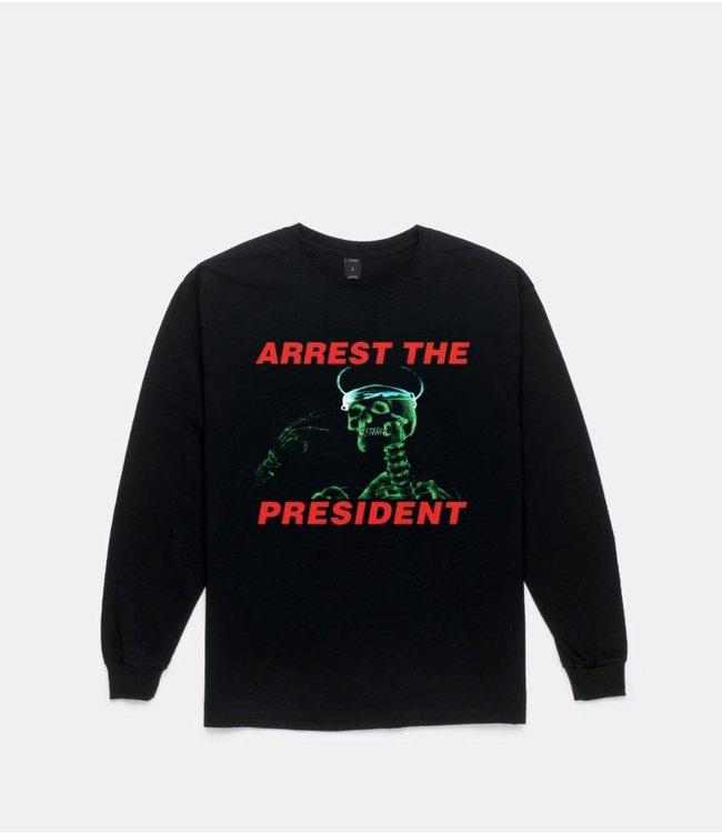10Deep ARREST THE PRESIDENT S/S TEE