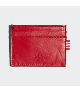 ADIDAS ORIGINALS LEATHER CARDHOLDER