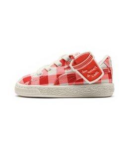PUMA TINY COTTONS Basket Preschool Sneakers