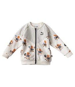 PUMA x TINYCOTTONS Full Zip Kids' Bomber Jacket