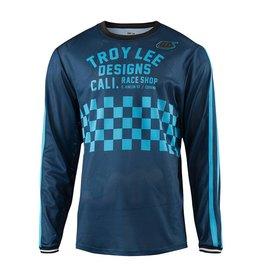 Troy Lee Designs | Super Retro Jersey Check