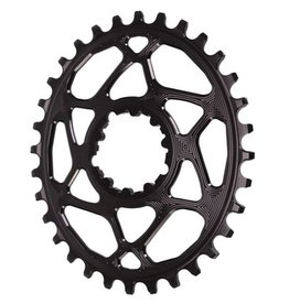 absoluteBLACK | SRAM GXP Boost Oval Ring