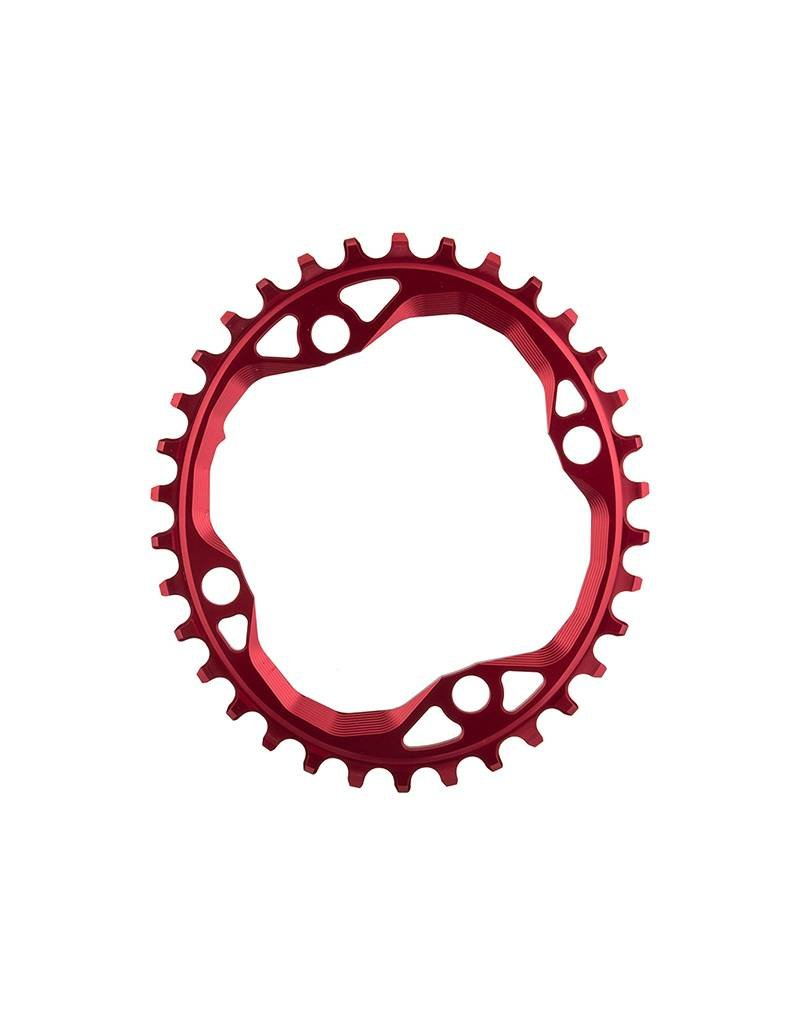 absoluteBLACK | OVAL 104/64bCD Traction Chainring