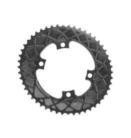 absoluteBLACK | Premium Road OVAL Chainring