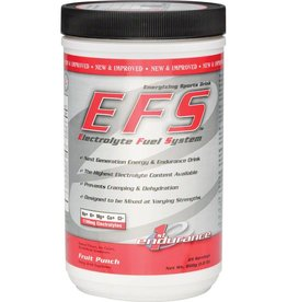 First Endurance | EFS Fruit Punch