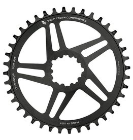 Wolf Tooth Components | Direct Mount Chainrings for SRAM Cranks