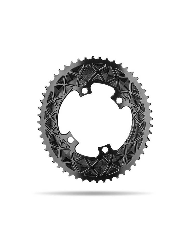 absoluteBLACK | Premium Road OVAL 110/4 BCD Chainring 36T