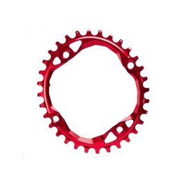 absoluteBLACK | OVAL 104 & 64BCD Traction Chainring