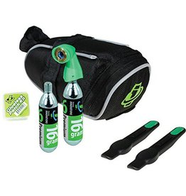 Genuine Innovations | Seat Bag Repair and Inflation Tool Kit
