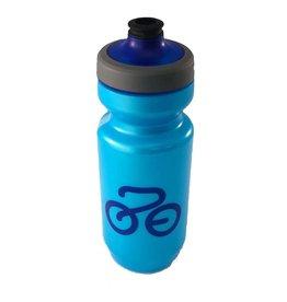 2 Wheels | 22 oz. Purist Bottle