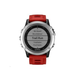 Garmin Ltd. | Fenix 3 HR monitor