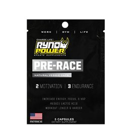 Ryno Power | Pre-Race Pack