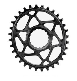 absoluteBLACK | Oval Boost Cinch Chainring for Race Face