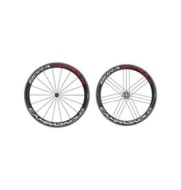 Campagnolo | Bora Ultra 50, 700c Road Wheelset, Clincher, Bright Label